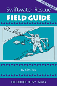 Swiftwater Rescue Field Guide Cover